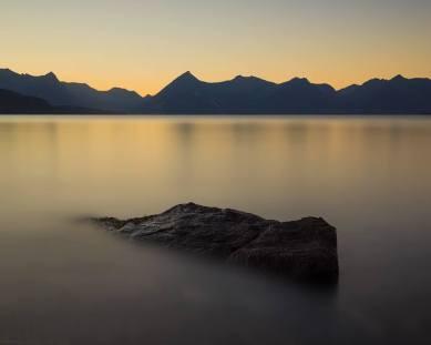 """""""Quiet wind"""" (Troms / Norway / 2014)"""