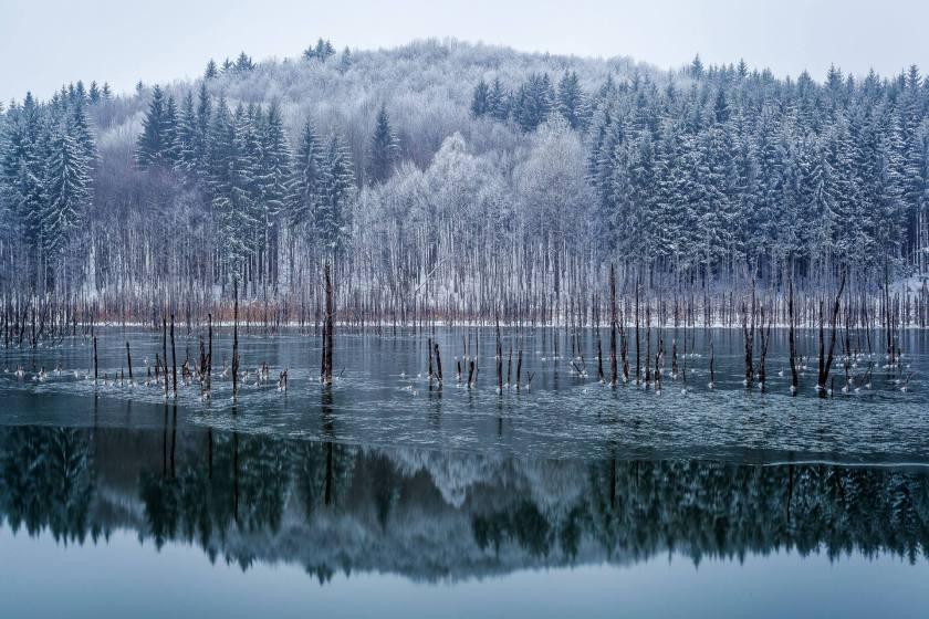 My lake - Gheorghe Popa