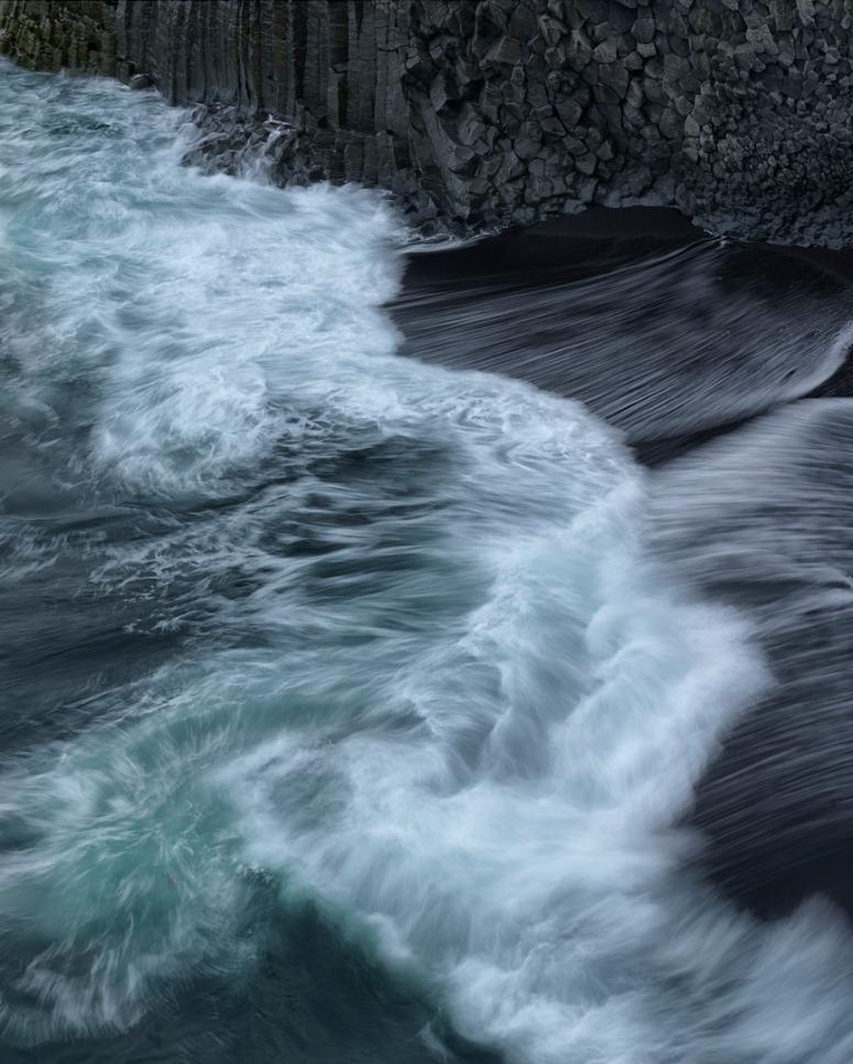 Breaking Wave, Snaefellsnes, Iceland, June 2015