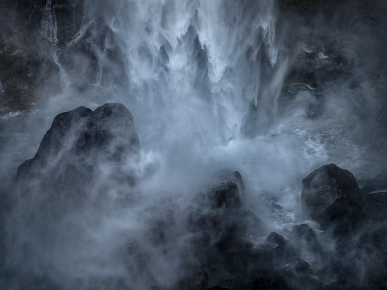 Cascades, Iceland, July 2013