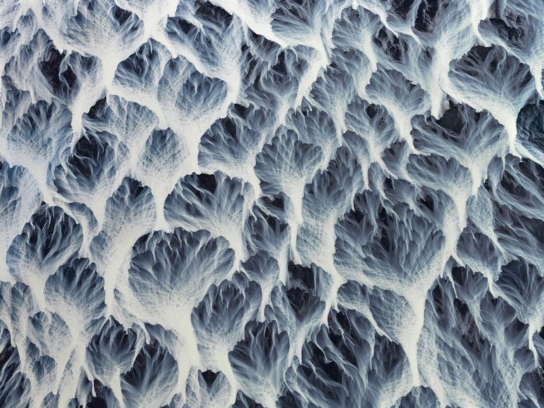 River Flow, Iceland, July 2009