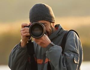 Cristian Mihai - birdwatcher fotograf de viață sălbatică