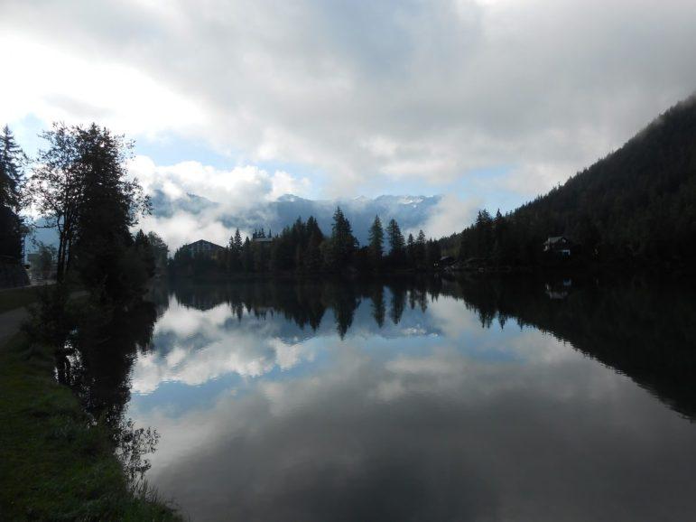 Adrian si Ilinca - Mont Blanc